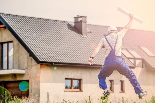 cena gradnje hiše v lastni režiji